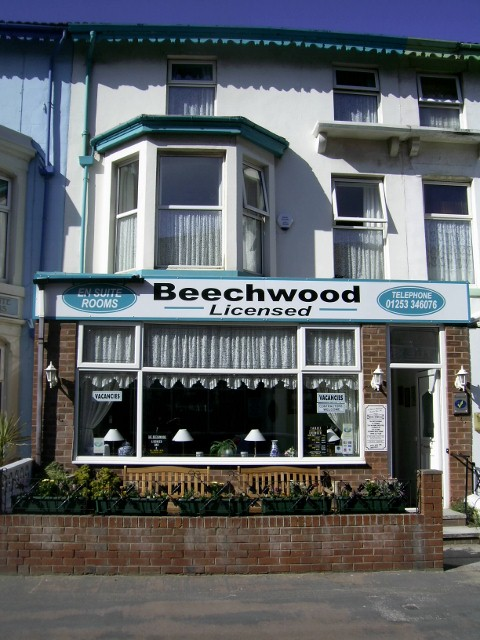 Bed and Breakfast Blackpool Beechwood Guesthouse